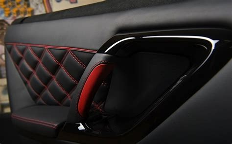 upholstery car interior the nissan gt r custom interior showdown