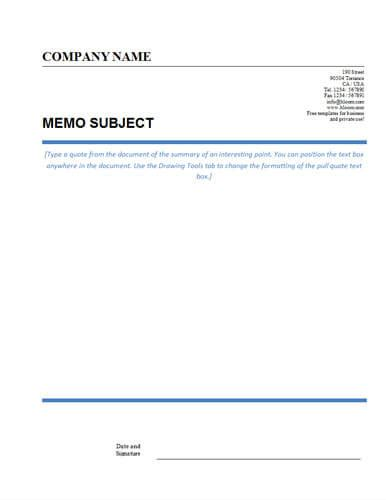 debit memo templates sle memo format 19 documents