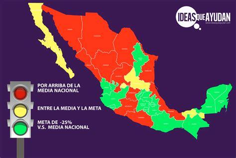 refrends 2016 estado de mxico conoce los estados m 225 s peligrosos de m 233 xico ideas que ayudan