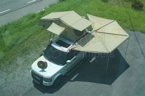 vehicle awning car foxwing awning caravan awning side vehicle awning