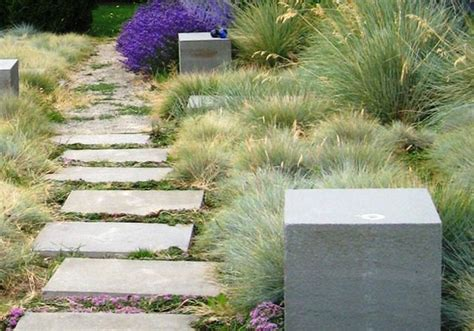 landscaping with grasses