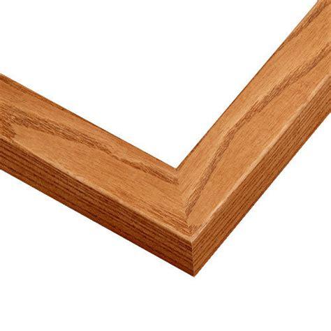 light wood picture frames wood frame glk4 light oak wood picture frame