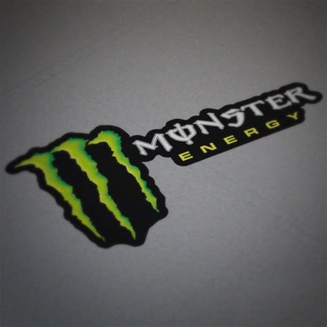 Monster Energy Aufkleber Auto Groß by Auto Standort