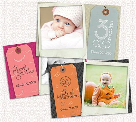 baby milestone card template 29 best images about baby milestones on