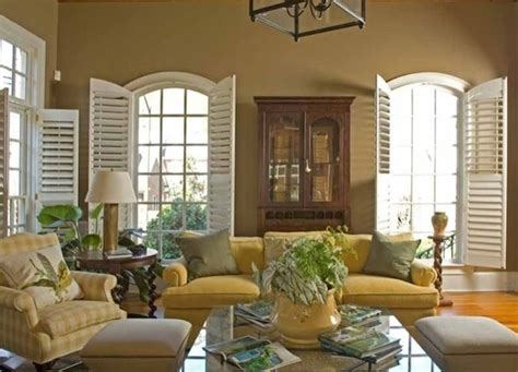 living room shutters interior enhancing your interiors with modern wood shutters