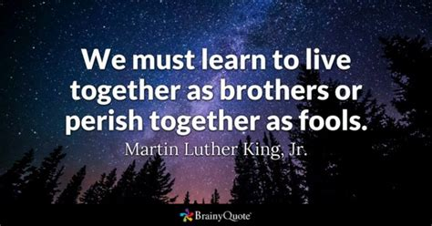 we live together there from here learning quotes brainyquote