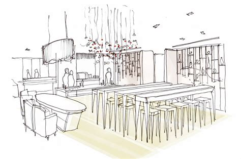 interior design sketch 15 interior designer sketch hobbylobbys info