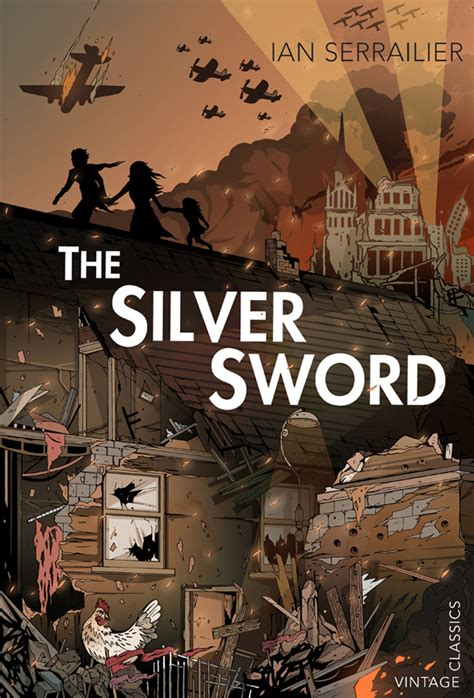 the silver sword the silver sword wells illustration