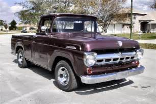 1957 Ford Truck For Sale 1957 Ford F 100 Custom 125351