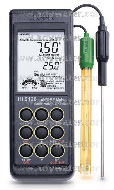 Jual Pasir Zeolit Kucing Jakarta alat laboratorium ph orp meter instruments hi 9126