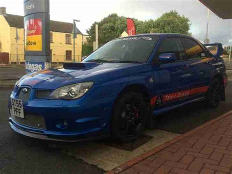 Subaru 2005 Impreza Wrx Blue Hawkeye Car For Sale