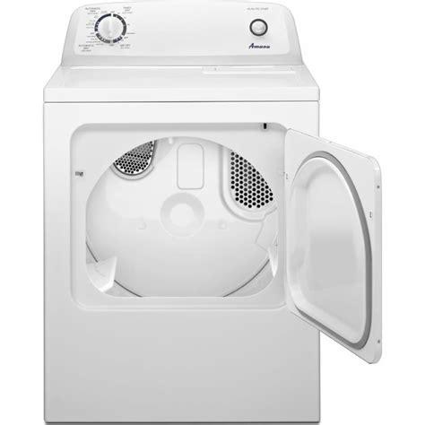 Amana NED4655EW 6.5 cu. ft. Electric Dryer