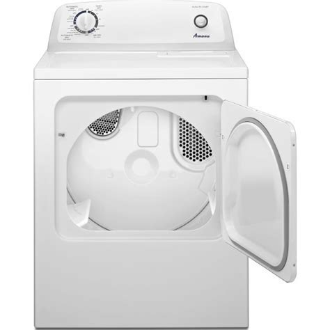 Amana NED4655EW 6.5 cu. ft. Electric Dryer