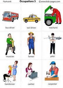 World Careers Occupations Welcome To Children World Of