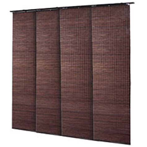 Jcpenney Patio Door Blinds by Panel Track Blinds Brown Door Curtains For Window Jcpenney