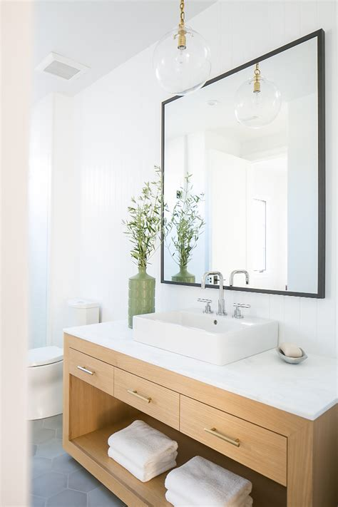 Modern Farmhouse Bathroom by California Modern Farmhouse House Home Bunch