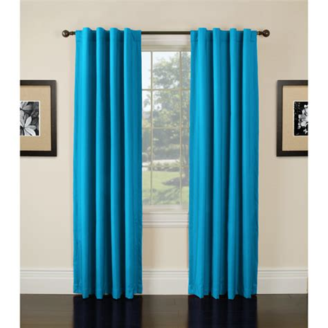 fire retardant curtains walmart firefend flame retardant brights thermal drapery curtain