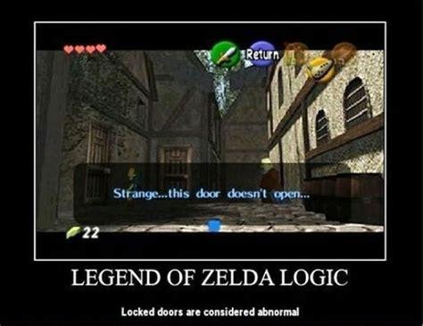 Game Logic Meme