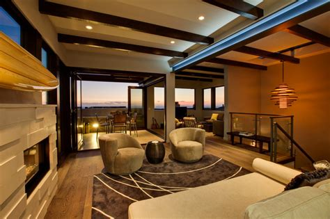 hi tech living room manhattan high tech architectural oceanview style living room los angeles by