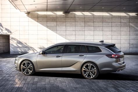 Opel Insigna by 2017 Opel Insignia Sports Tourer Pictures Gm Authority