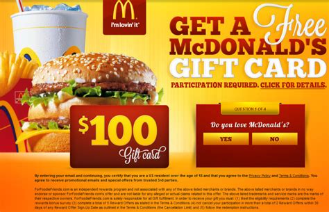 printable mcdonalds gift certificates printable play money 100 driverlayer search engine