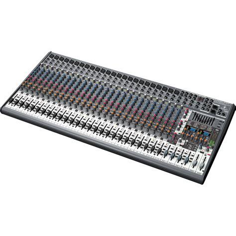 Mixer Eurodesk behringer eurodesk sx3242fx