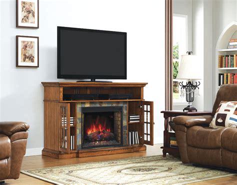oak media fireplace 60 quot lakeland premium oak media mantel electric fireplace