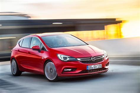 opel india image gallery new opel astra 2016