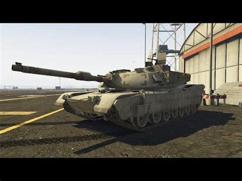 Modification Ucc by Gta V M1a2 Abrams Tank Mod