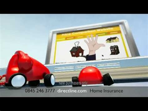 directline house insurance direct line home insurance new tv advert featuring the
