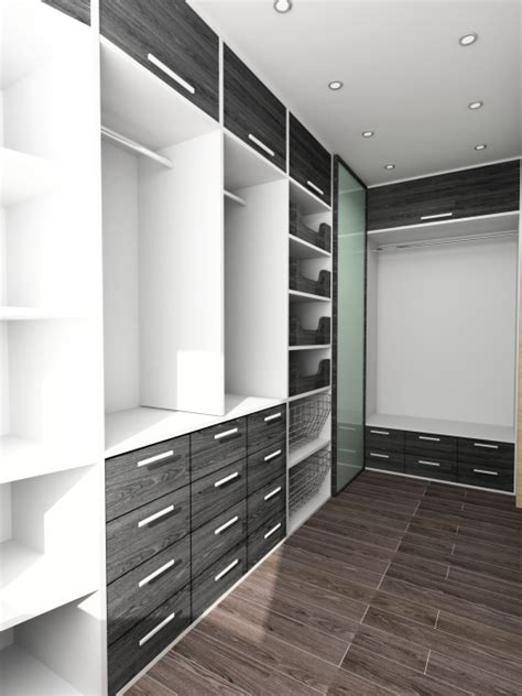 29 luxury walk in closet designs pictures