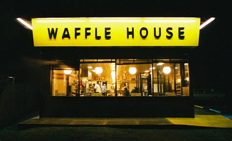 waffle house the literary review waffle house application daniel is funny
