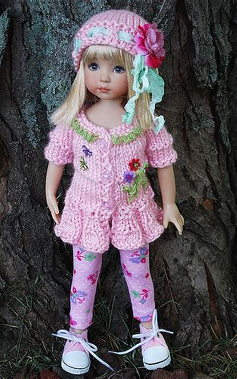 Rempel Knit 1000 images about dianna effner dolls 1 on vinyls baby dolls and robes