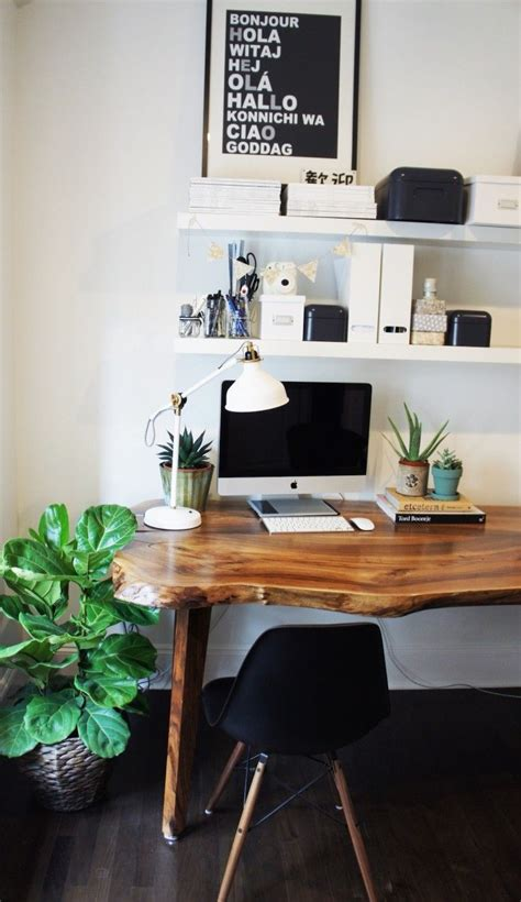 26 home office designs desks shelving by closet factory how to keep your desk clean and organized simple tricks