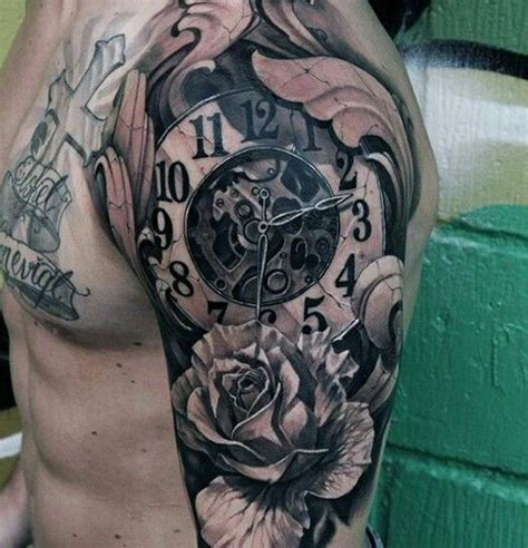 25 best ideas about time piece tattoo on pinterest