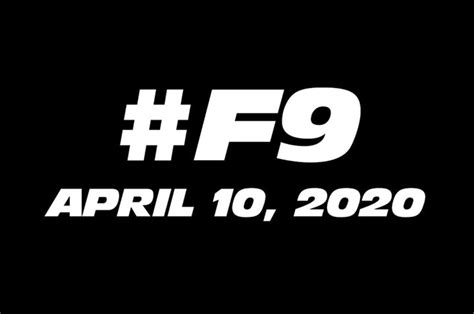 fast and furious release date fast furious 9 release date delayed until 2020