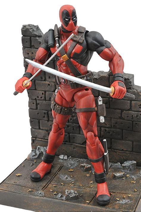 New Original Marvel Select Deadpool select toys marvel select deadpool figure free shipping new 699788720776 ebay
