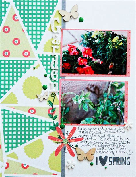 pin by teresa mclellan on scrapbooking layout ideas
