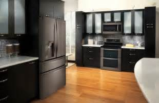 black stainless steel kitchen lg black stainless steel offers limitless design opportunities