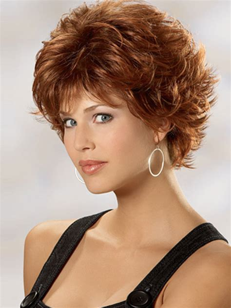 fabulous short hairstyles  curly hair olixe