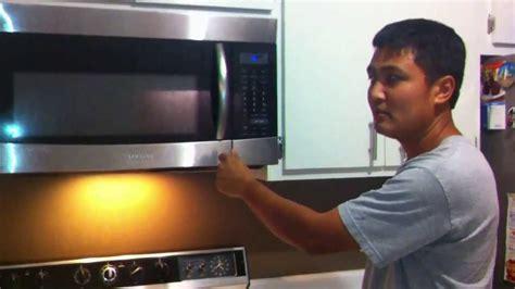 Microwave Door Won T Open samsung microwave door latch repair when your