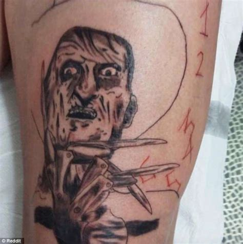 postage st tattoo hilarious snaps of tributes wrong daily mail