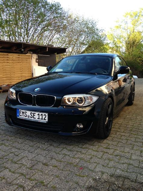 Bmw 1er Coupe Lichtpaket by S 118d Coupe 1er Bmw E81 E82 E87 E88