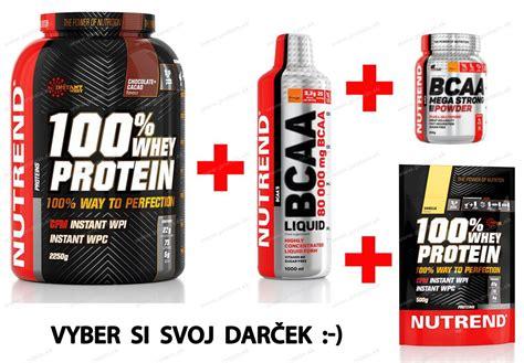 v protein cena akcia 100 whey protein darček zadarmo nutrend