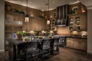 Dark Cabinet Kitchen by Magnificent Kitchen Designs With Dark Cabinets