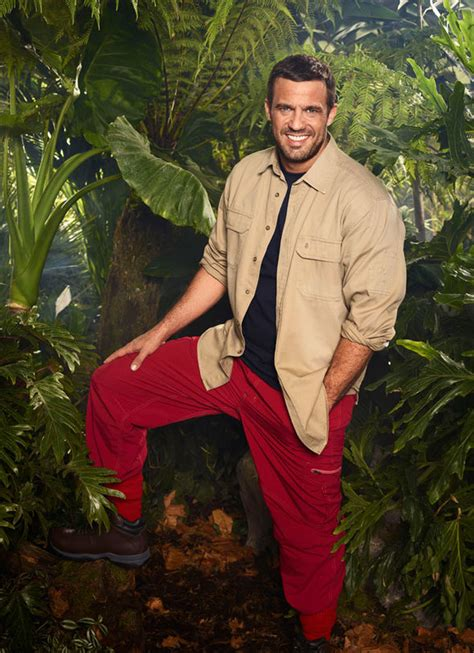 celebrity jungle who is out i m a celebrity 2017 line up who is jamie lomas find out