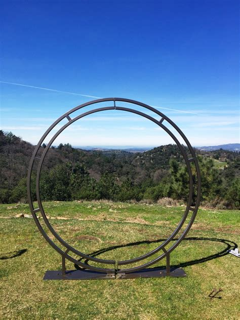 wedding arch circle circle and semi circle arch wedding rentals in