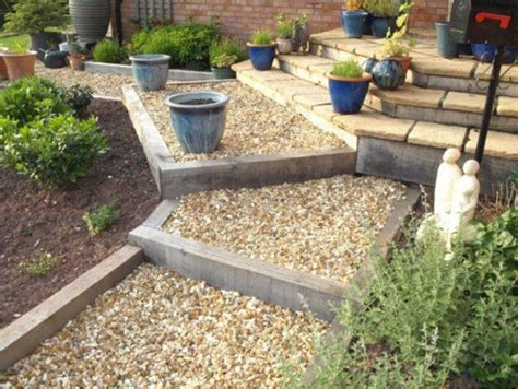 Laying Garden Sleepers by Get Creative With Railway Sleepers Fencing Direct