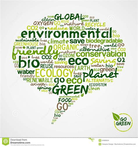Energy Saving House Plans go green eco words cloud in social media bubble stock