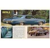 1969 Chevrolet Impala  My Classic Garage